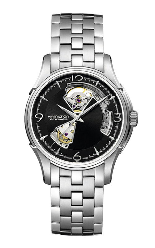 Hamilton Jazzmaster Open Heart Auto Watch H32565135 product image
