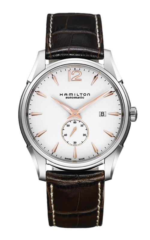 Hamilton Jazzmaster Slim Petite Seconde Auto Watch H38655515 product image