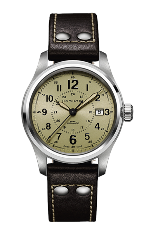 Hamilton Khaki Field Auto 40MM Watch H70595523 product image