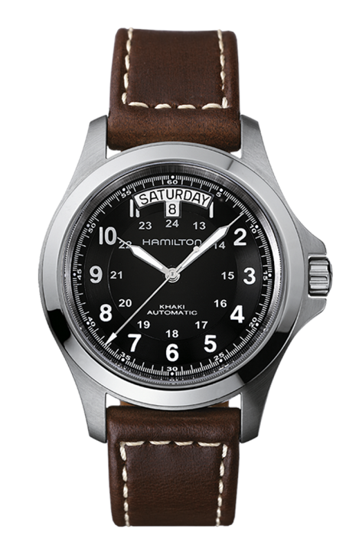 Hamilton Khaki Field Khaki King Auto Watch H64455533 product image