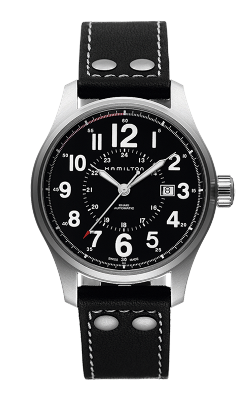 Hamilton Khaki Field Officer Auto Watch H70615733 product image