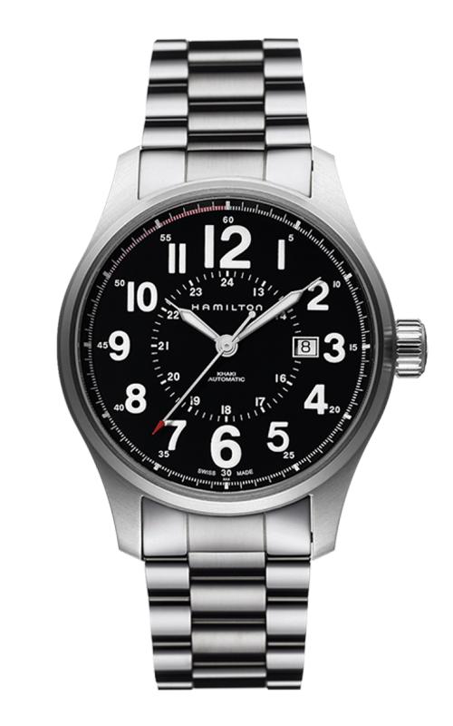 Hamilton Khaki Field Officer Auto Watch H70615133 product image