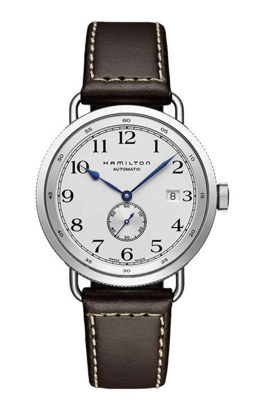Hamilton Khaki Navy Pioneer Small Second Watch H78465553 product image