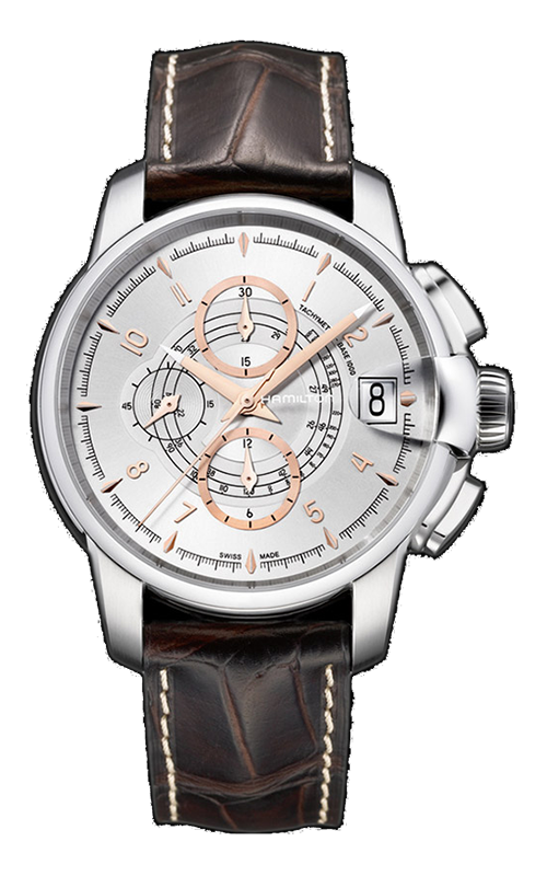Hamilton American Classic Railroad Auto Chrono Watch H40616555 product image