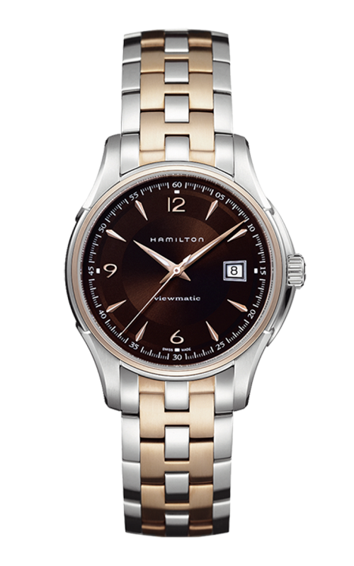 Hamilton Jazzmaster Viewmatic Auto Watch H32655195 product image