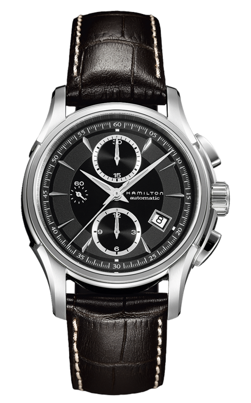 Hamilton Jazzmaster Auto Chrono Watch H32616533 product image