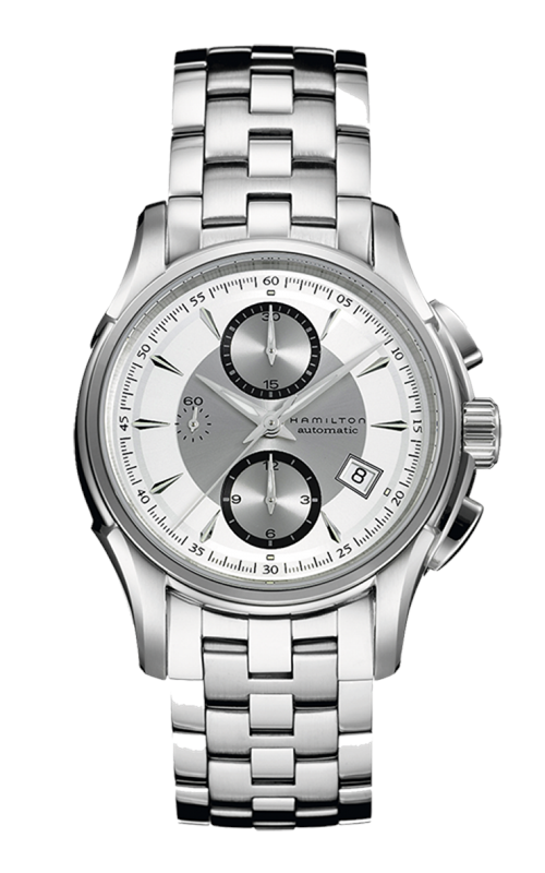 Hamilton Jazzmaster Auto Chrono Watch H32616153 product image