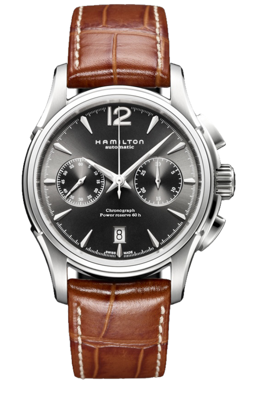 Hamilton Jazzmaster Auto Chrono Watch H32606585 product image