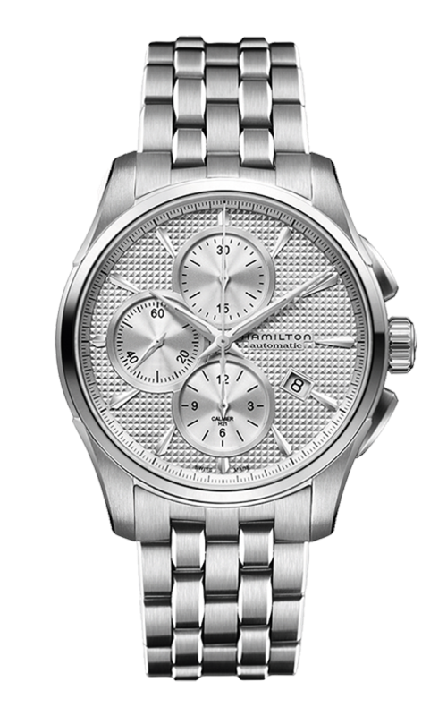 Hamilton Jazzmaster Auto Chrono Watch H32596151 product image