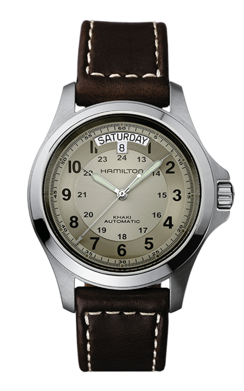 Hamilton Khaki Field Khaki King Auto Watch H64455523 product image