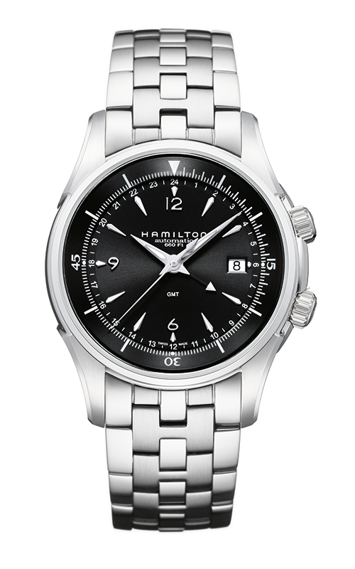 Hamilton Jazzmaster GMT Auto Watch H32615135 product image