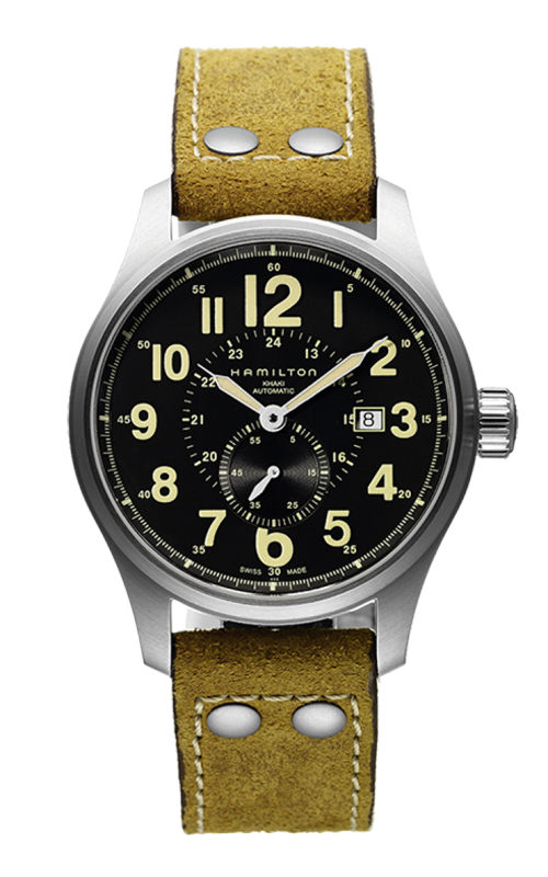 Hamilton Khaki Field Officer Auto Watch H70655733 product image