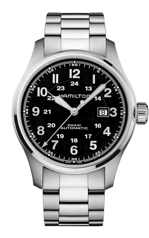 Hamilton Khaki Field Auto 44MM Watch H70625133 product image