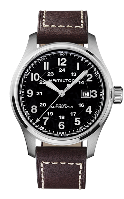 Hamilton Khaki Field Auto 44MM Watch H70625533 product image