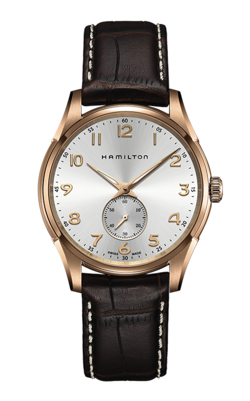 Hamilton Jazzmaster Thinline Small Second Quartz Watch H38441553 product image