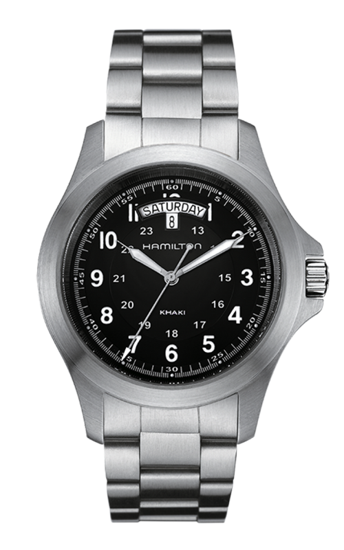 Hamilton Khaki Field King Quartz Watch H64451133 product image