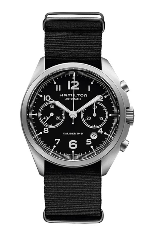 Hamilton Khaki Aviation Pilot Pioneer Auto Chrono Watch H76456435 product image