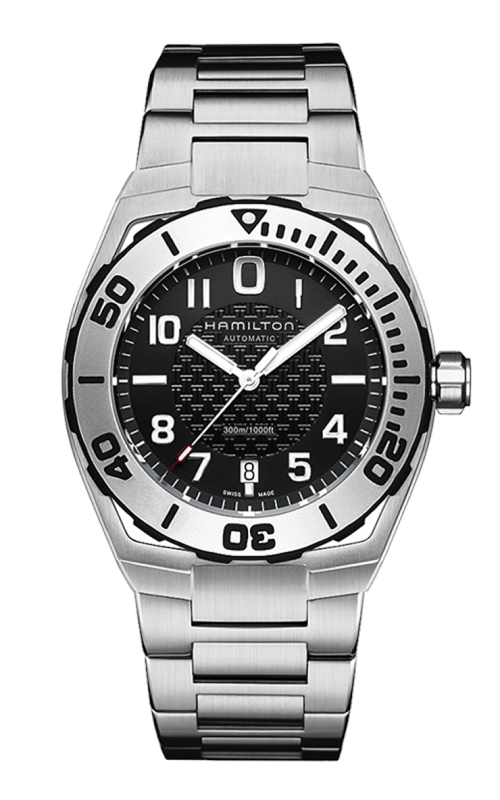 Hamilton Khaki Navy Sub Auto Watch H78615135 product image
