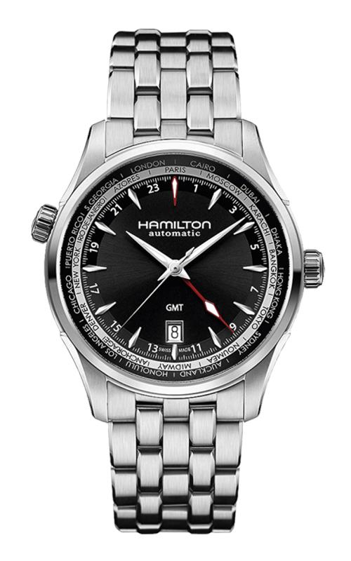 Hamilton Jazzmaster GMT Auto Watch H32695131 product image