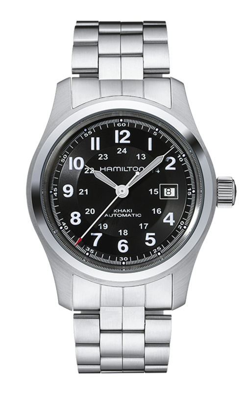 Hamilton Khaki Field Auto 42MM Watch H70515137 product image