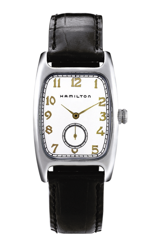 Hamilton Boulton Quartz Watch H13411753 product image