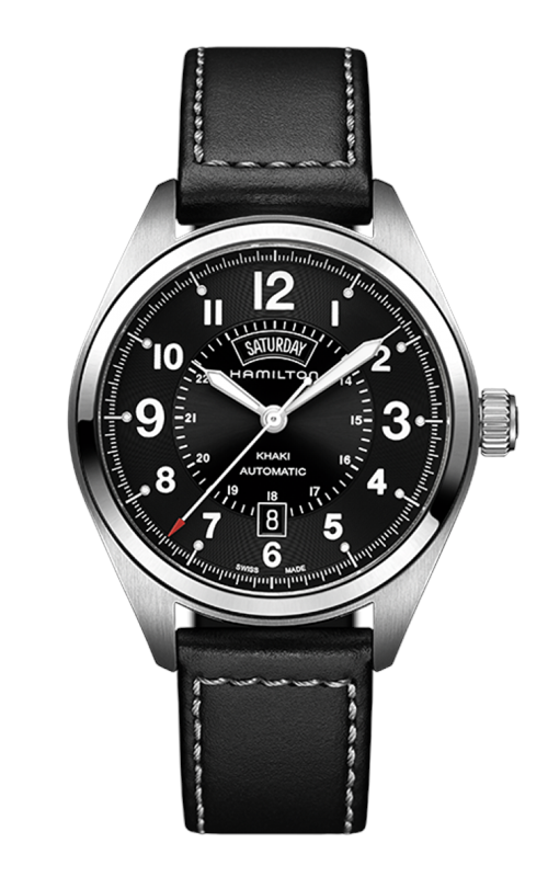 Hamilton Khaki Field Day Date Auto Watch H70505733 product image