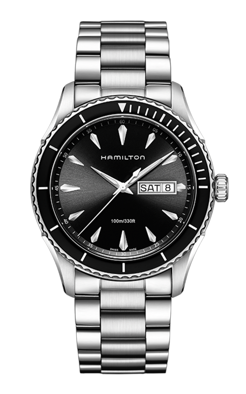 Hamilton Seaview Day Date Quartz H37511131 product image