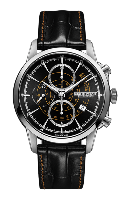 Hamilton American Classic Railroad Auto Chrono Watch H40656731 product image