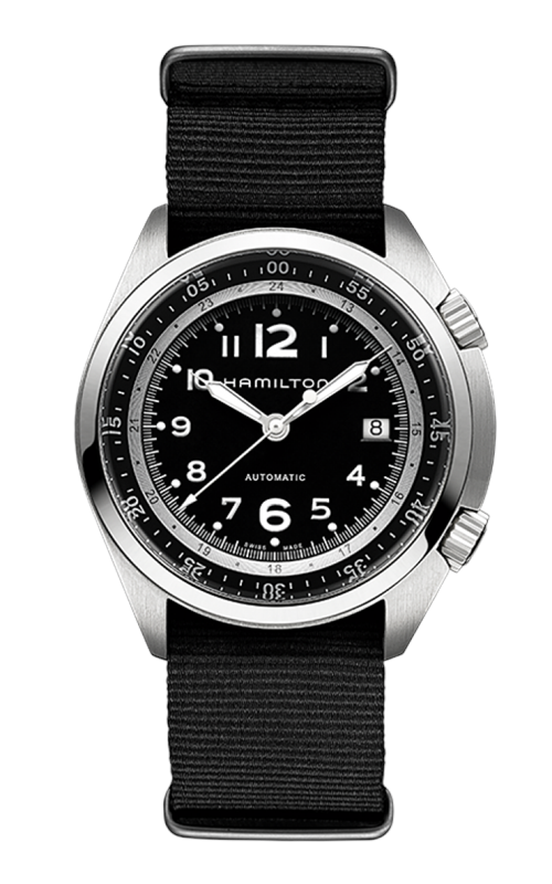 Hamilton Khaki Aviation Pilot Pioneer Auto Watch H76455733 product image
