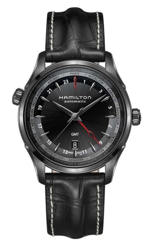 Hamilton Jazzmaster GMT Auto Watch H32685731 product image