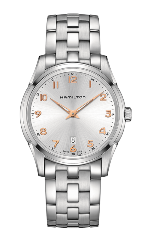 Hamilton Jazzmaster Thinline Quartz Watch H38511113 product image
