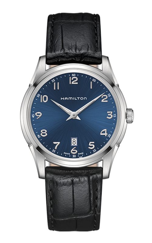 Hamilton Jazzmaster Thinline Quartz Watch H38511743 product image