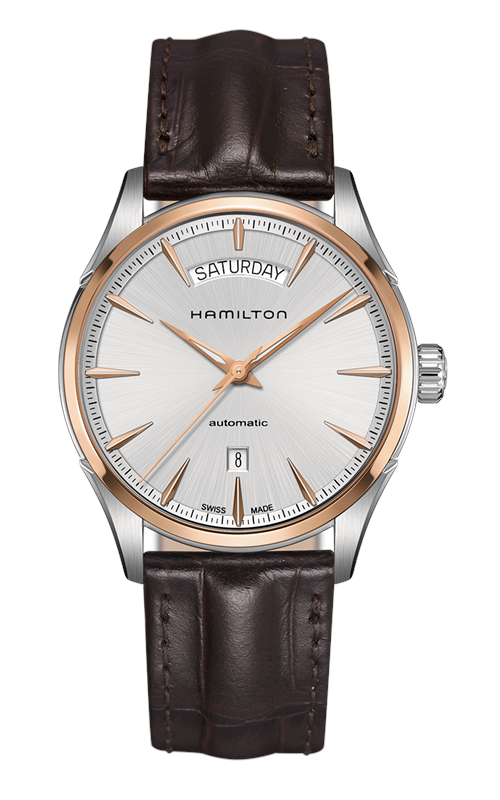 Hamilton Jazzmaster Day Date Watch H42525551 product image