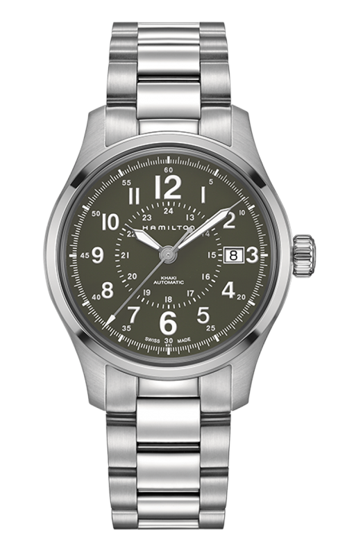 Hamilton Khaki Field Auto 40MM Watch H70595163 product image