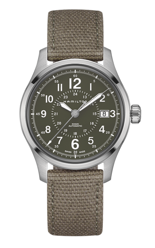 Hamilton Khaki Field Auto 40MM Watch H70595963 product image