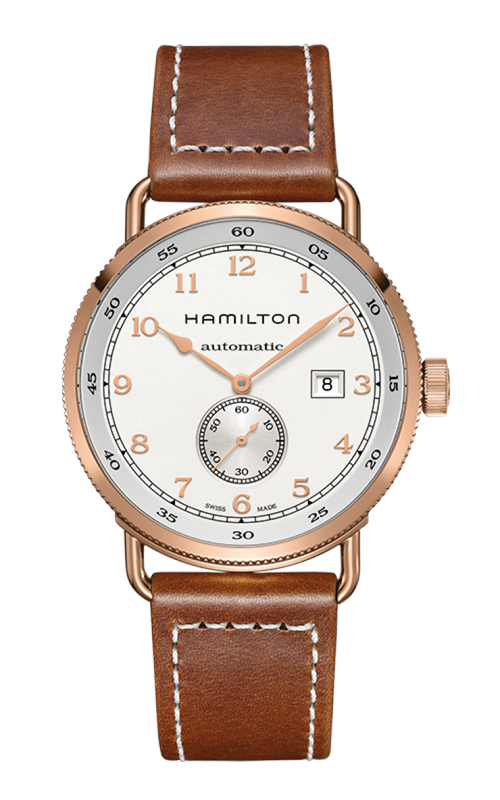 Hamilton Khaki Navy Pioneer Small Second Watch H77745553 product image