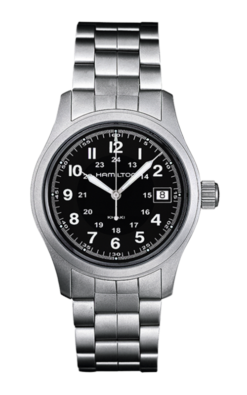 Hamilton Khaki Field Quartz Watch H68411133 product image