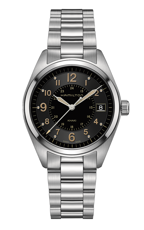 Hamilton Khaki Field Quartz 40mm Watch H68551133 product image