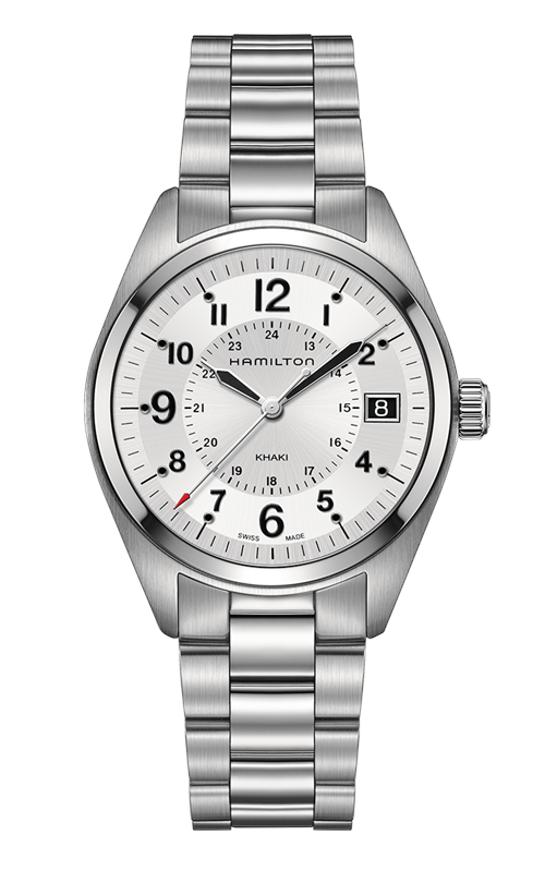 Hamilton Khaki Field Quartz 40mm Watch H68551153 product image