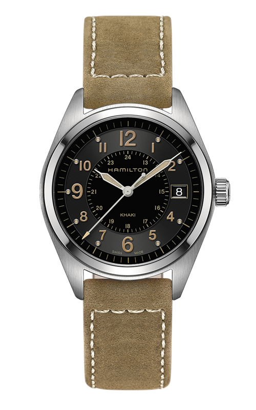 Hamilton Khaki Field Quartz 40mm Watch H68551833 product image