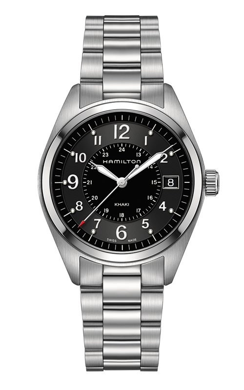 Hamilton Khaki Field Quartz 40mm Watch H68551933 product image
