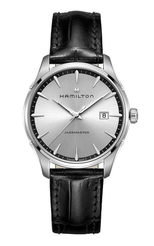 Hamilton Jazzmaster Gent Quartz Watch H32451751 product image