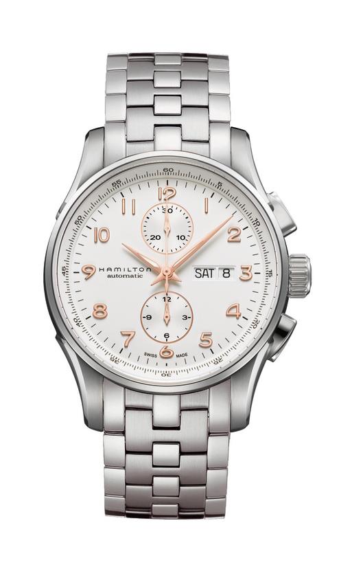 Hamilton Jazzmaster Maestro Auto Chrono 45 Watch H32766113 product image