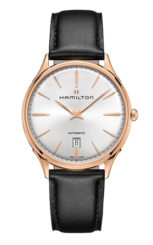 Hamilton Jazzmaster Thinline 18k Gold Limited Edition Watch H38545751 product image