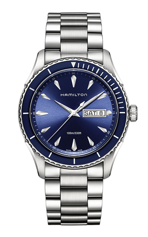 Hamilton Seaview Day Date Quartz H37551141 product image