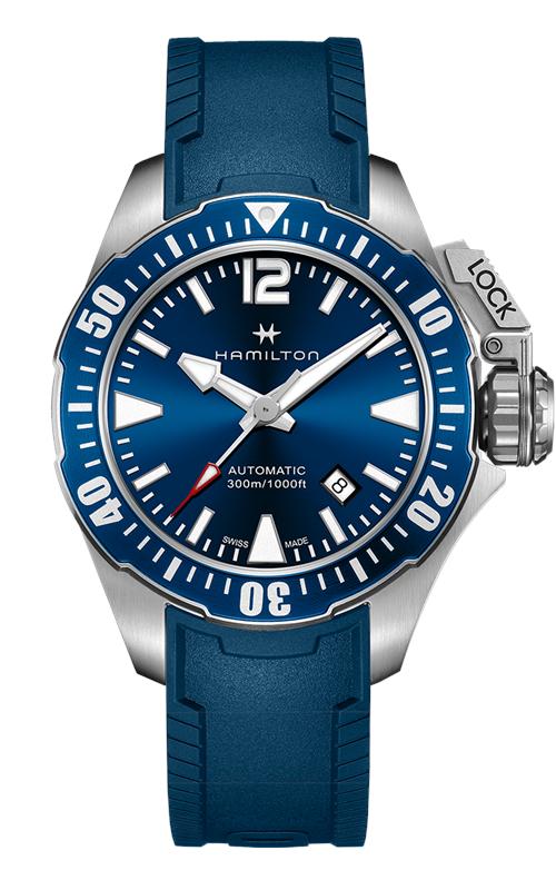 Hamilton Khaki Navy Frogman Auto Watch H77705345 product image