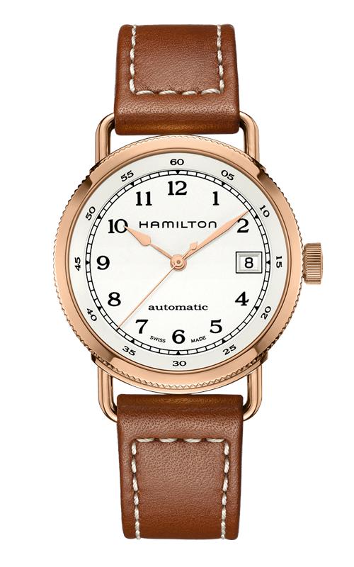 Hamilton Khaki Navy H78205553 product image