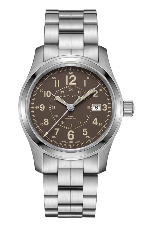 Hamilton Khaki Field Auto 42MM Watch H70605193 product image