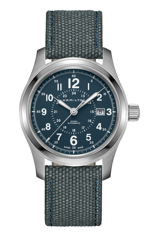 Hamilton Khaki Field Auto 42MM Watch H70605943 product image