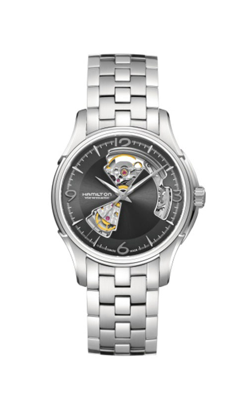 Hamilton Jazzmaster Open Heart Auto Watch H32565185 product image